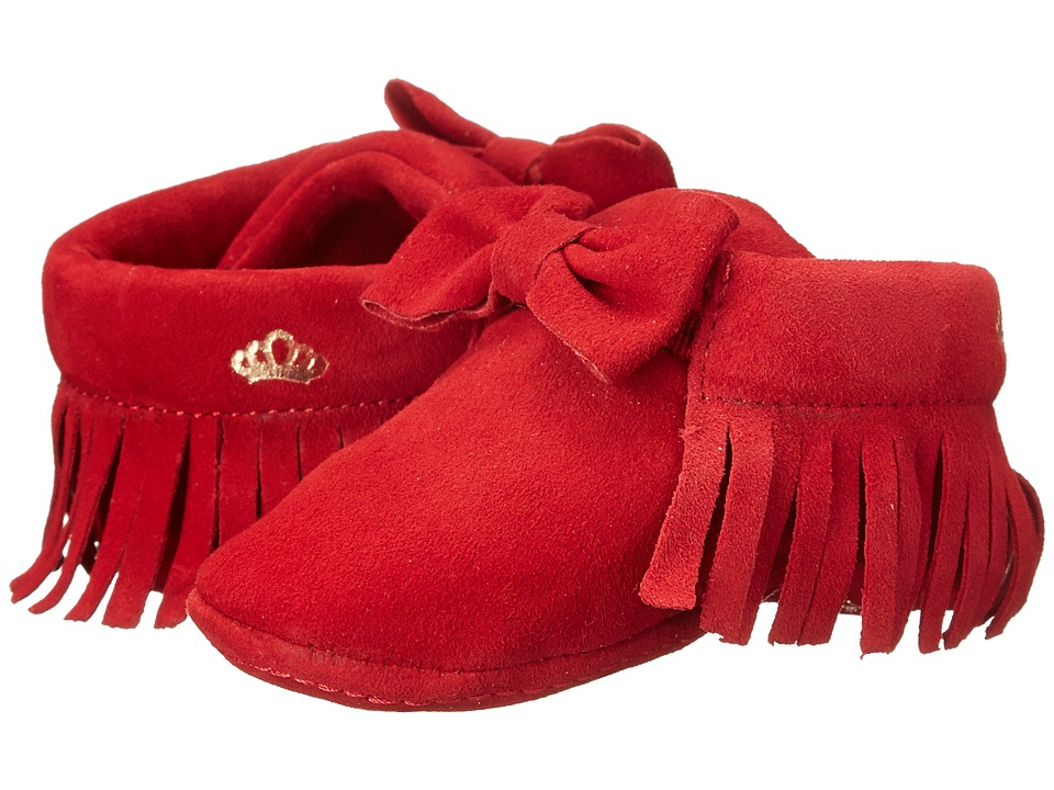 Pampili - Mini 113 (Infant) (Red) Girl's Shoes