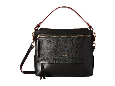 Lodis Accessories - Kate Serina Hobo (Black) Hobo Handbags
