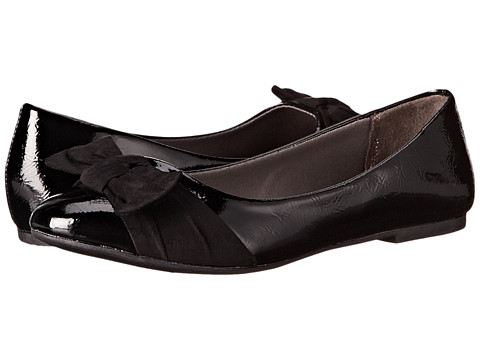 Nine West Kids - Frederica (Little Kid/Big Kid) (Black Crinkle Patent) Girl's Shoes