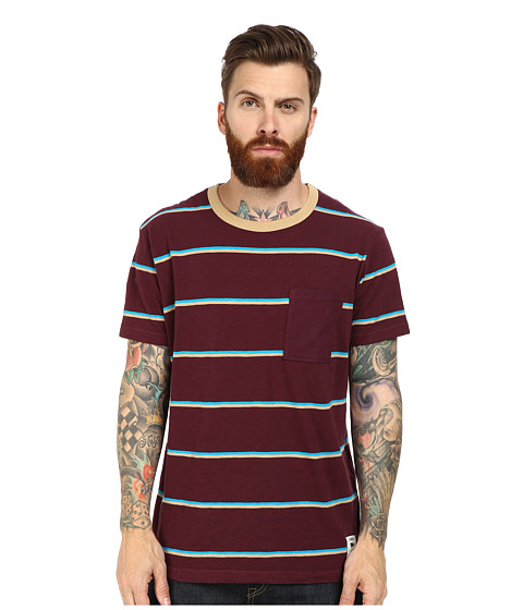 Vans - JT Basin (Port) Men's Clothing