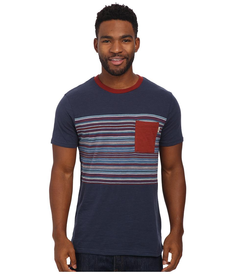 Vans - Dunbar (Black Iris) Men's Clothing