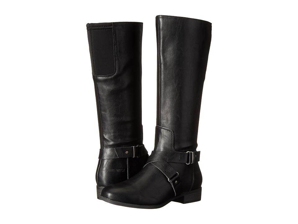 Nine West Kids - Sabina (Little Kid/Big Kid) (Black) Girls Shoes