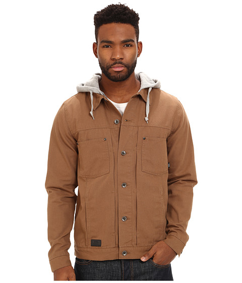 Vans - Calpine (Root Beer) Men's Coat