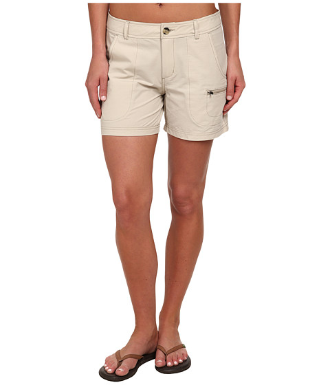Woolrich - Rock Line Shorts (Stone) Women