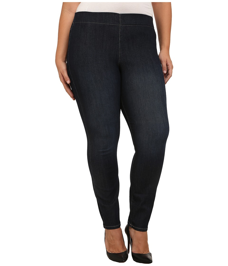NYDJ Plus Size - Plus Size Poppy Pull On Jean in Hollywood (Hollywood) Women's Jeans