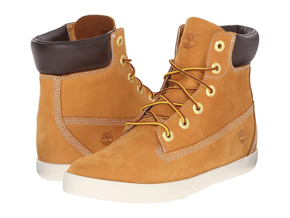 Timberland - Brattleboro 6 (Wheat Nubuck) Women's Boots