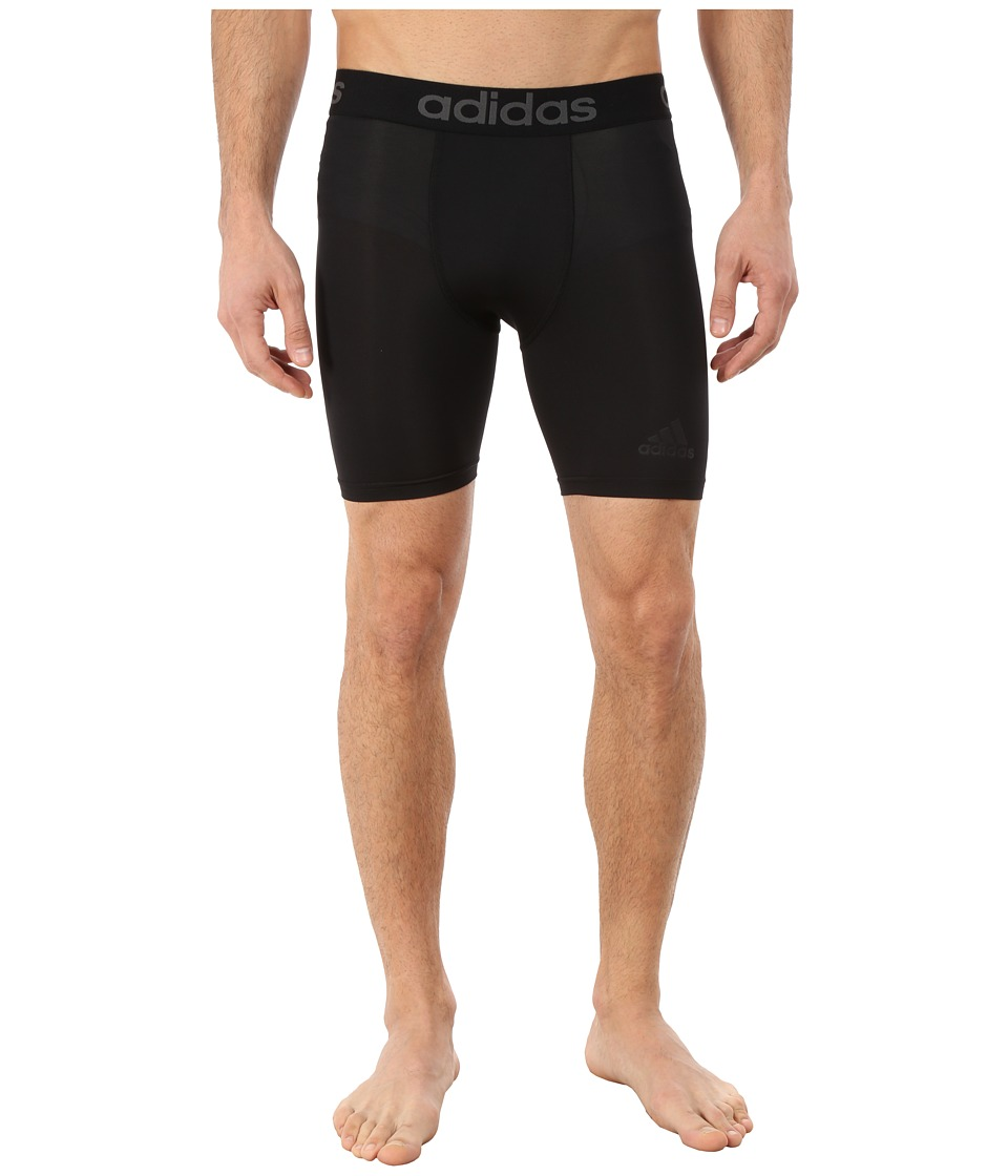 adidas - Team Issue Base Solid Compression Short Tights (Black) Men's Shorts
