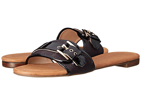 Tommy Hilfiger - Indie (Black/Black) Women's Sandals
