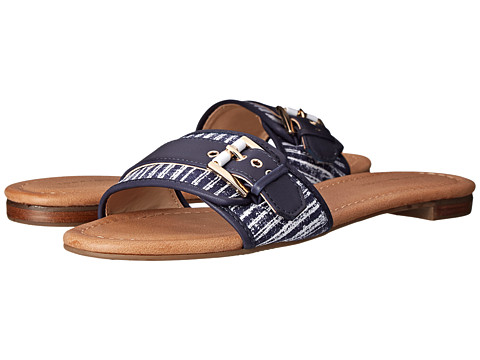 Tommy Hilfiger - Indie (TH Navy/Blue Multi) Women's Sandals