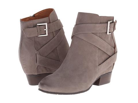 Gentle Souls - Balfour (Concrete) Women's Wedge Shoes