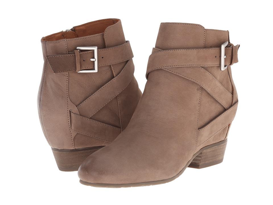 Gentle Souls - Balfour (Mushroom) Women's Wedge Shoes
