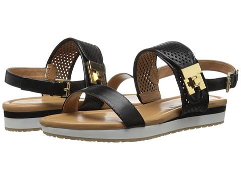 Tommy Hilfiger - Keira (Black/Black/Black) Women's Sandals