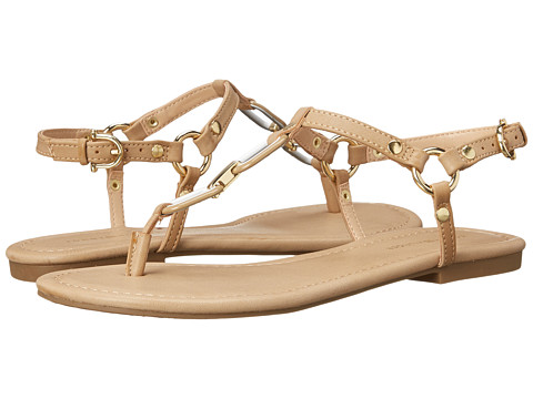 Tommy Hilfiger - Shelley (Desert Sand/Desert Sand Multi) Women's Sandals