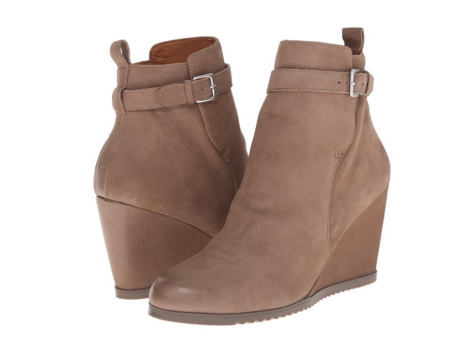 Gentle Souls - Gabriel (Mushroom) Women's Wedge Shoes