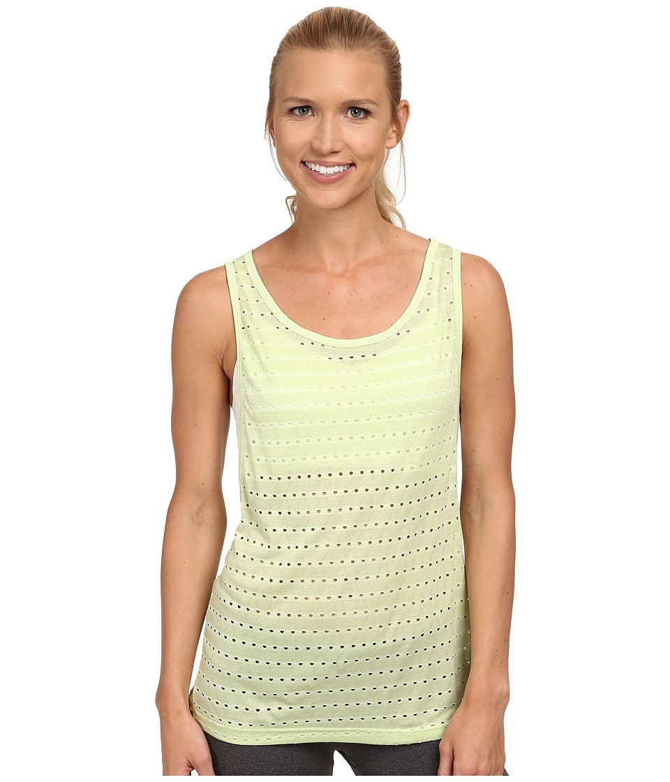 Tonic - Keira Tank Top (Limepop) Women's Sleeveless