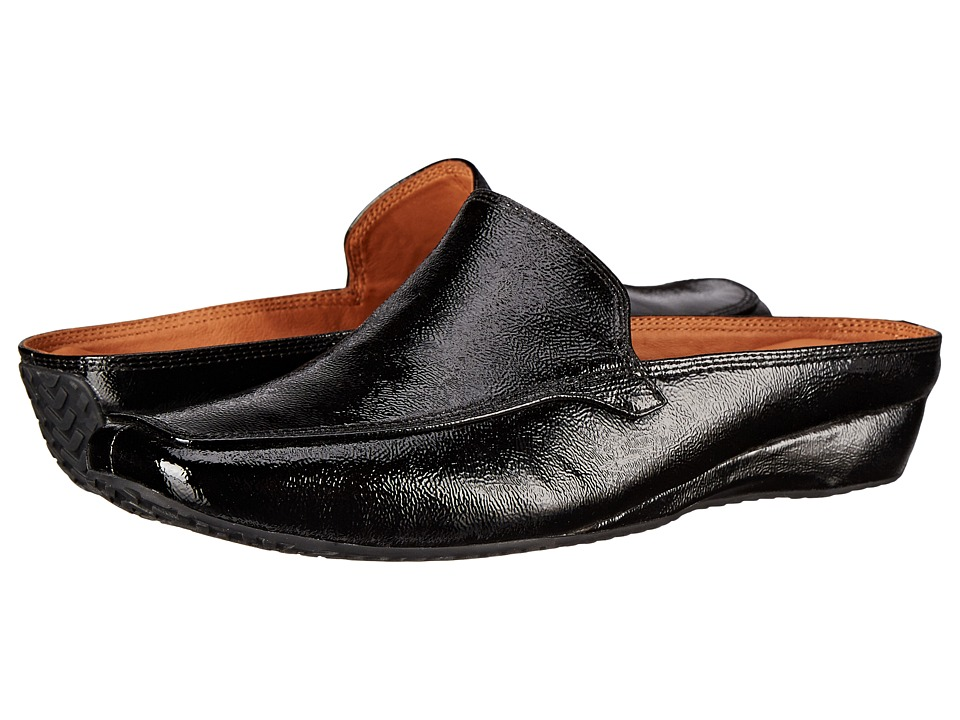 Gentle Souls - Imex (Black Crinkled Patent) Women