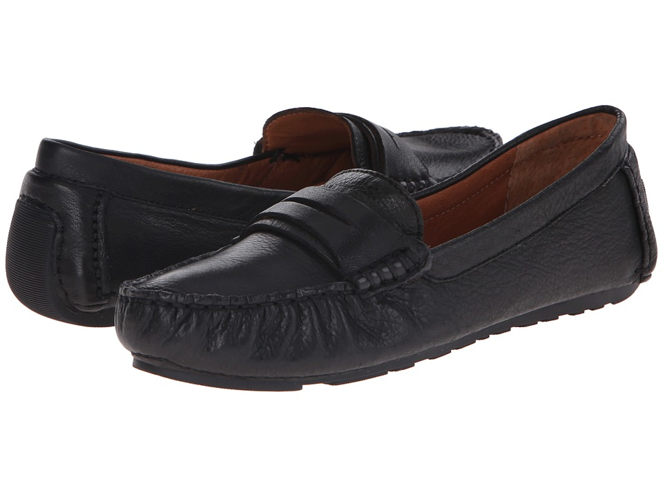 Gentle Souls - Portobello (Black Leather) Women's Shoes