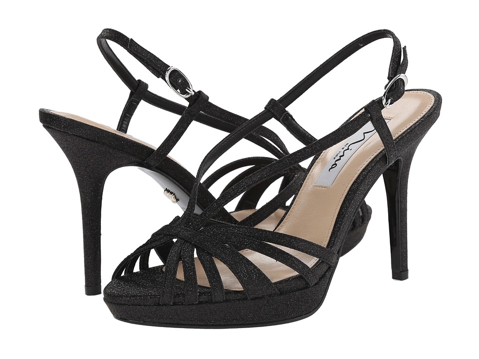 Nina - Fenix-YF (Black) High Heels