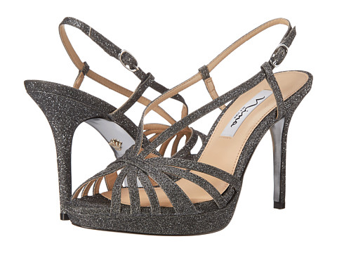 Nina - Fenix-YF (Charcoal) High Heels