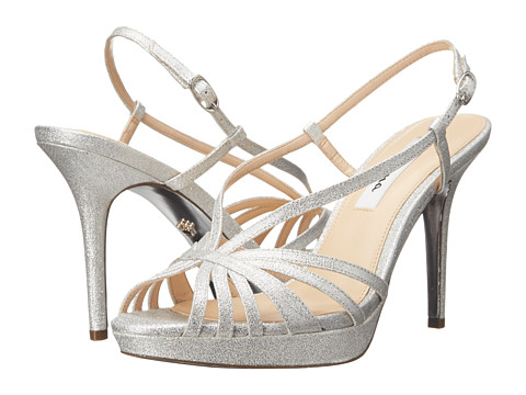 Nina - Fenix-YF (Silver) High Heels