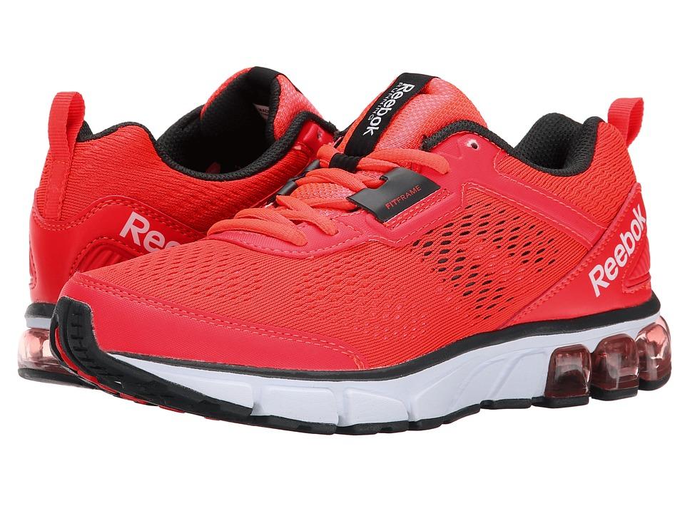 Reebok - Jet Dashride (Neon Cherry/Gravel/White/Black) Women's Running Shoes