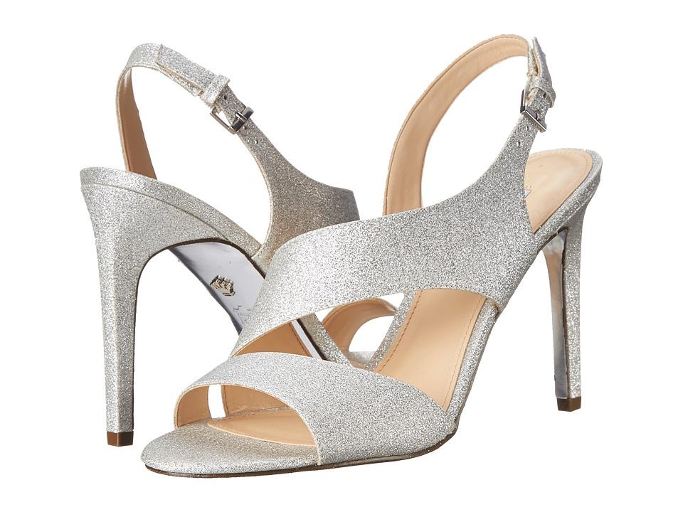 Nina Consula-YF (Silver) High Heels