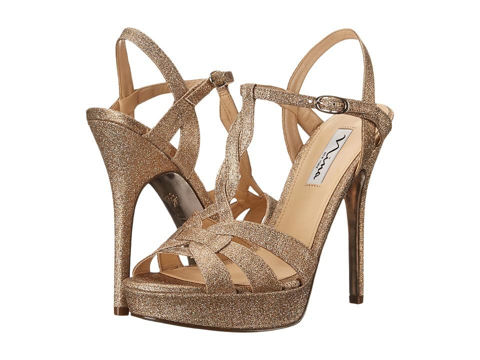 Nina - Marzia (Taupe) High Heels