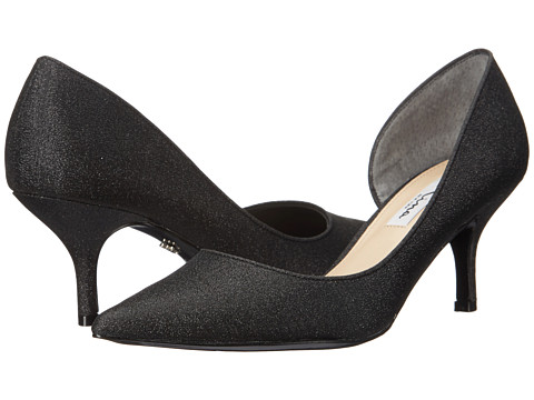 Nina - Brynlee-YF (Black) Women's 1-2 inch heel Shoes
