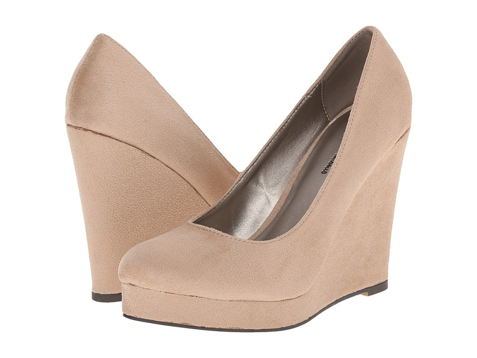 Michael Antonio - Avalon Sue 2 (Natural) Women's Wedge Shoes