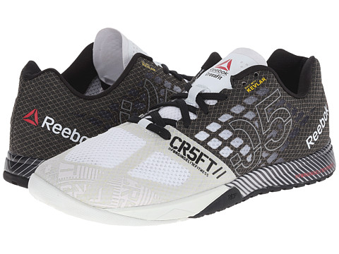 Reebok - CrossFit Nano 5.0 (Polar Blue/Black/Neon Cherry/Flat Grey) Men's Cross Training Shoes
