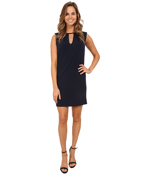 KUT from the Kloth - London Shift Dress (Navy) Women's Dress