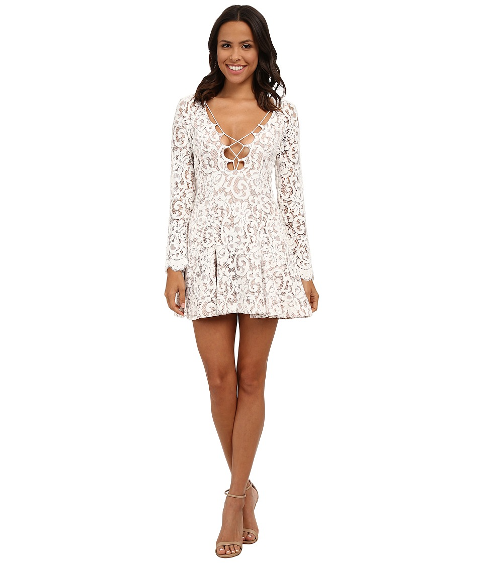 StyleStalker - Love Bomb Dress (White) Women