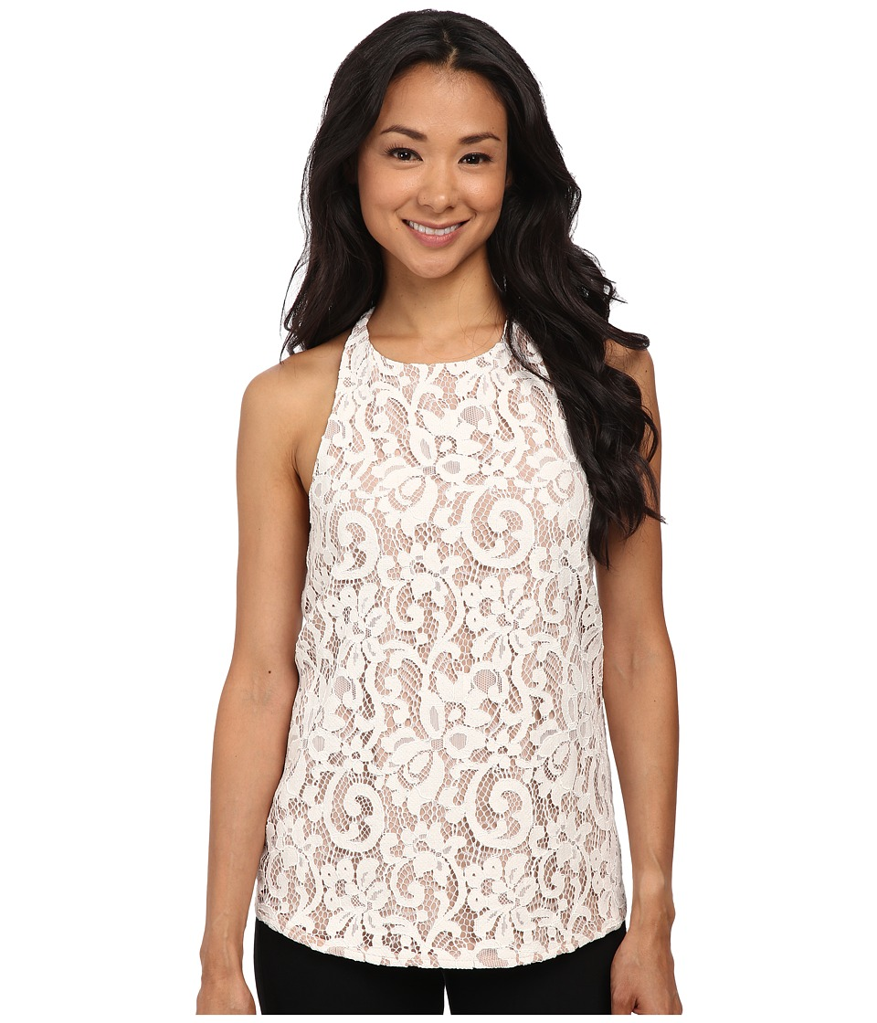 StyleStalker - Love Bomb Top (White) Women's Sleeveless