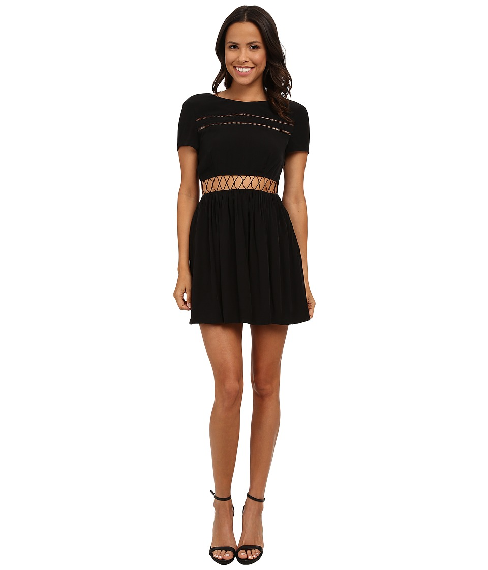 StyleStalker - Glory Dress (Black) Women's Dress