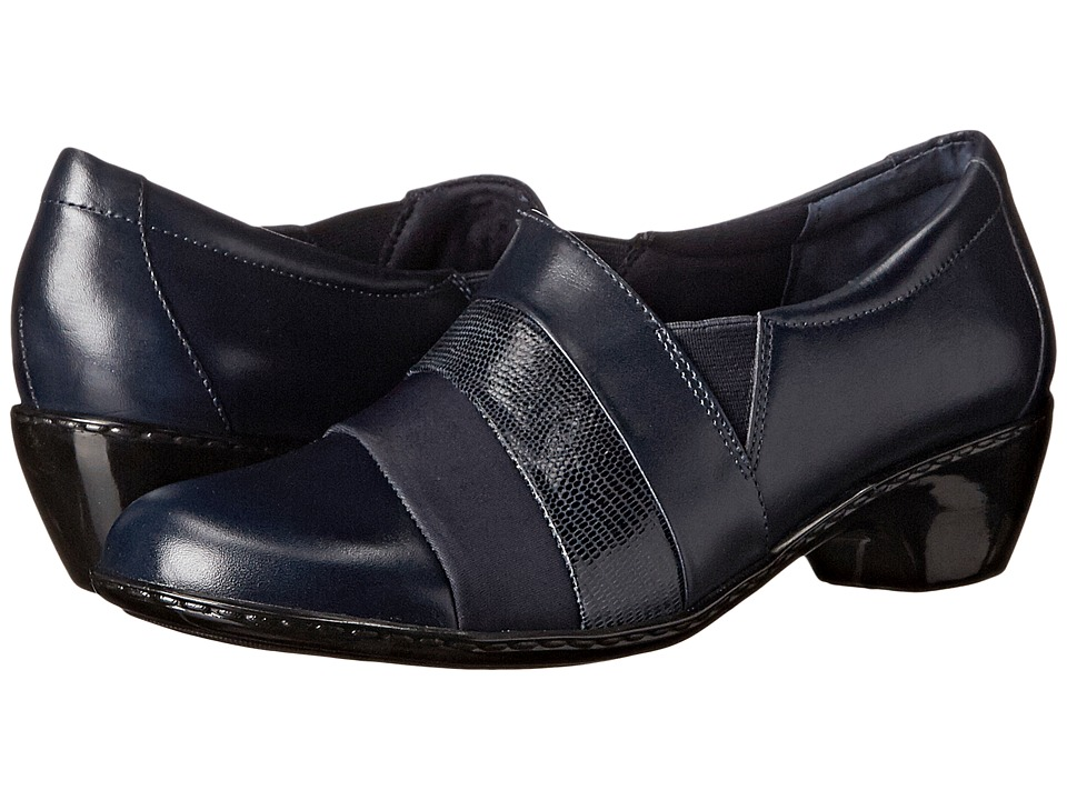 Walking Cradles - Cullen (Navy) Women's Shoes
