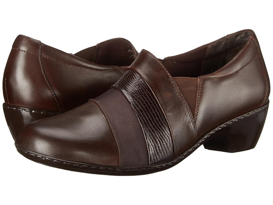 Walking Cradles - Cullen (Brown) Women's Shoes