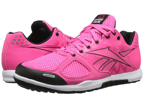 Reebok - CrossFit Nano 2.0 (Solar Pink/Black/White) Women's Cross Training Shoes