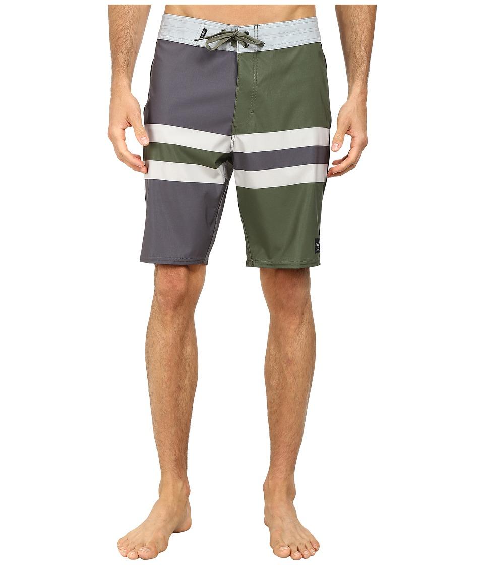 Vans - Dungeness Boardshorts (Anchorage) Men's Swimwear
