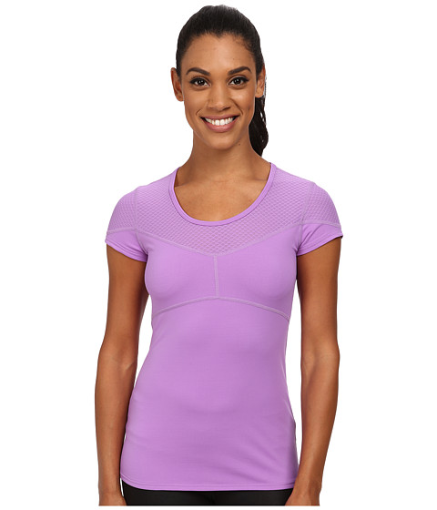 Tonic - Match Tee (Bright Amethyst) Women's T Shirt
