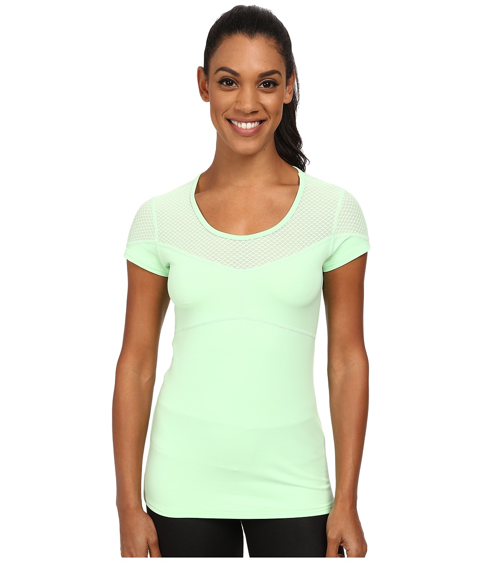 Tonic - Match Tee (Lime Pop) Women's T Shirt