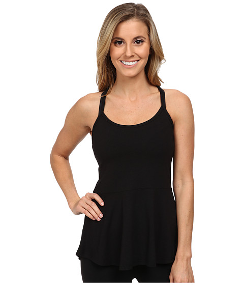 Tonic - Heidi Tank Top (Black) Women's Sleeveless