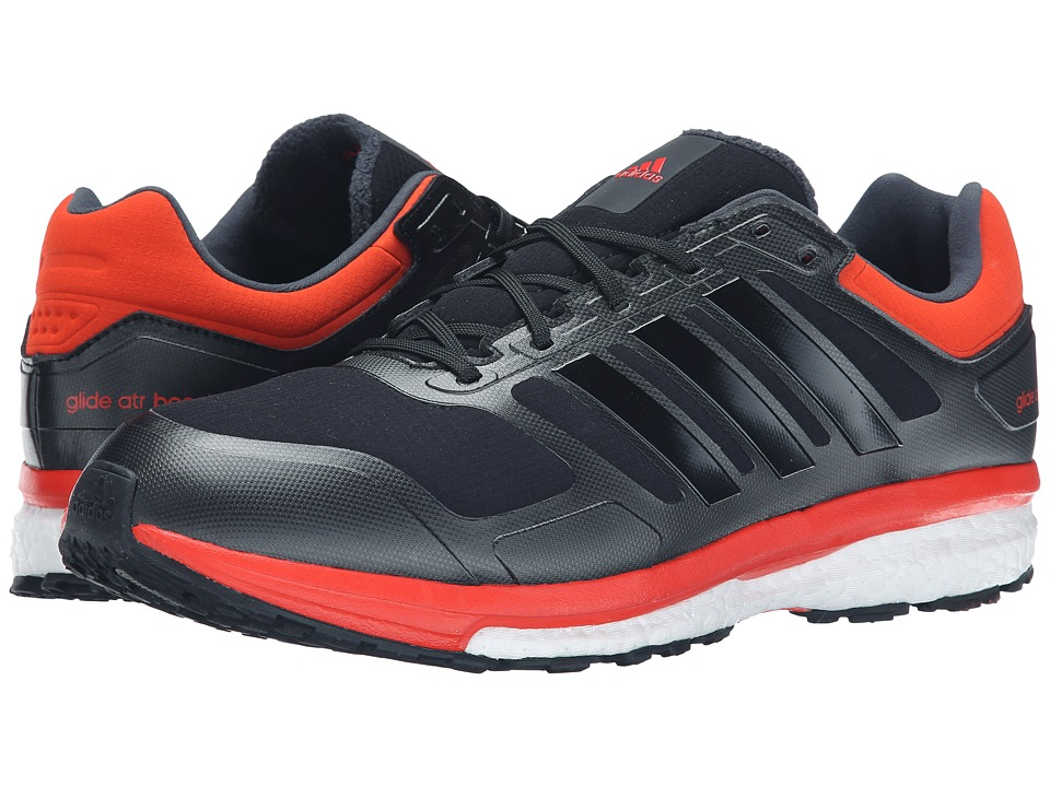 adidas Running - Supernova Glide Boost ATR (Maroon/White/Black) Men's Shoes