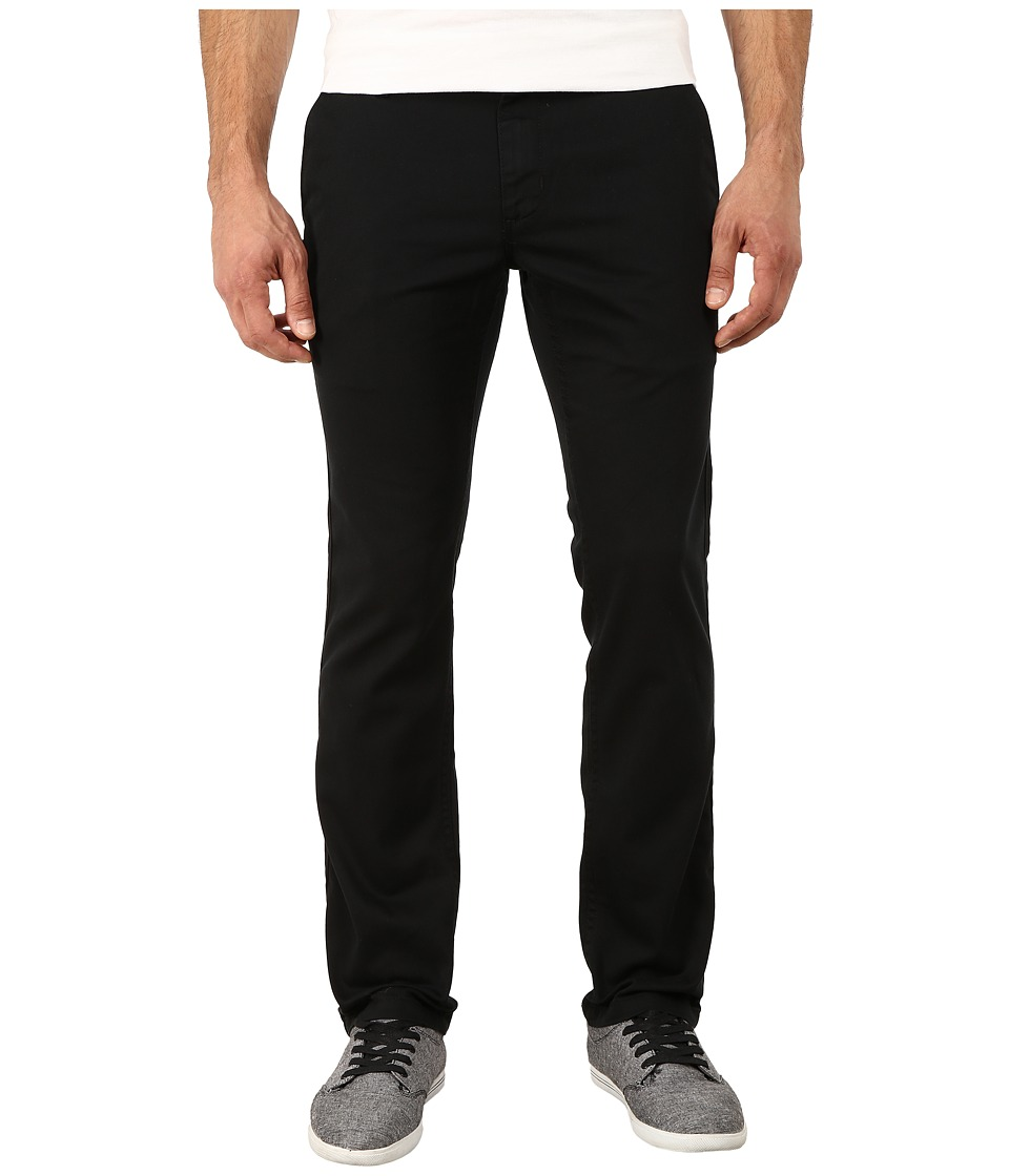 Vans - GR Chino (Black) Men's Shorts