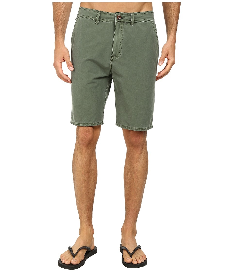 Vans - Black Out Decksider (Anchorage) Men's Shorts