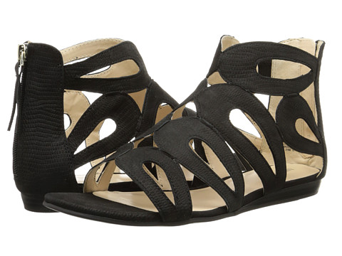 Nine West - Turntable (Black Nubuck) Women's Sandals