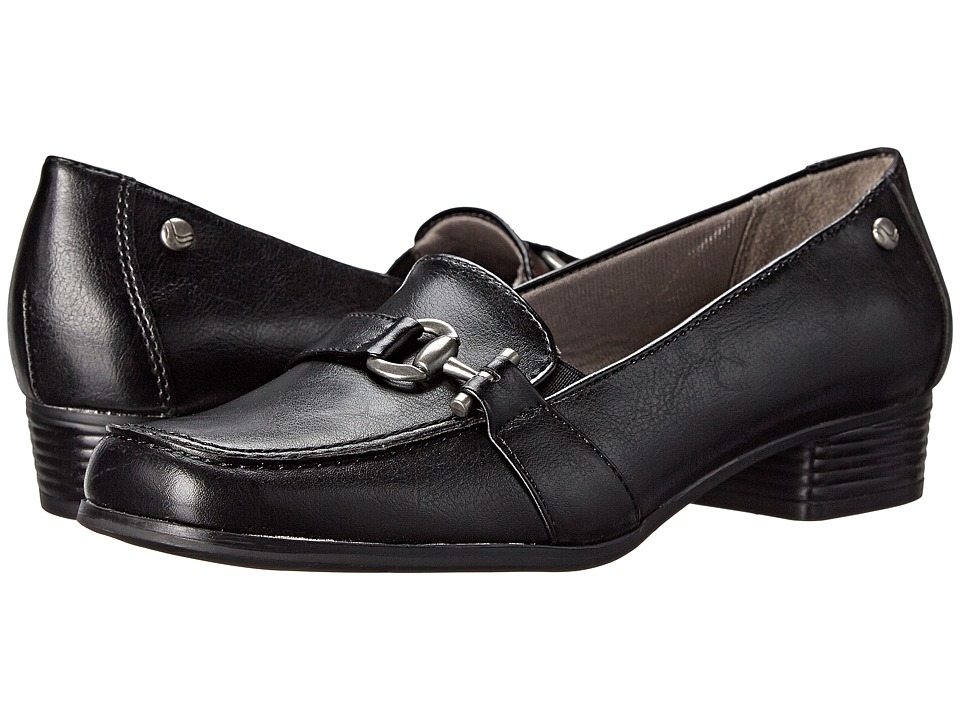 LifeStride - Bayley (Black) Women's Shoes