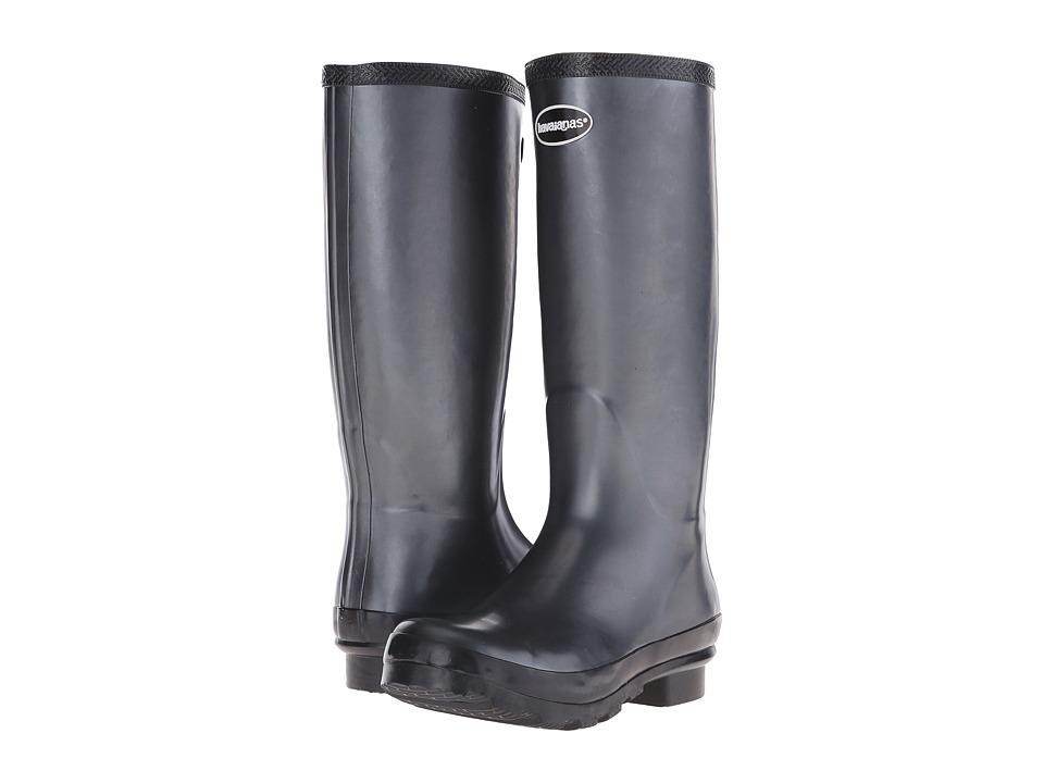 Havaianas Helios Rain Boot (Grey/Silver) Women