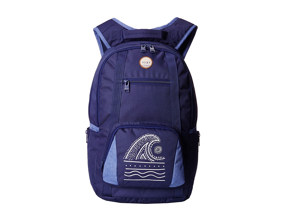 Roxy - Drive Out Backpack (Patriot Blue) Backpack Bags