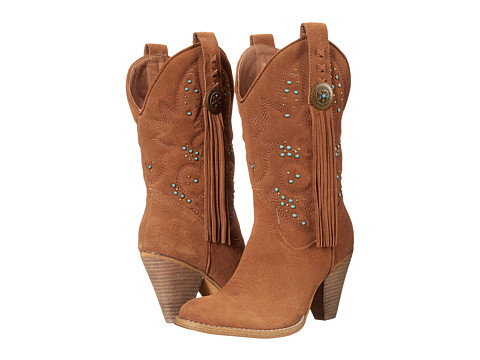 VOLATILE - Fiddle (Tan) Women's Boots