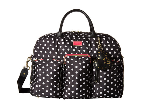 Betsey Johnson - Cargo Weekender (Polka Dot) Weekender/Overnight Luggage